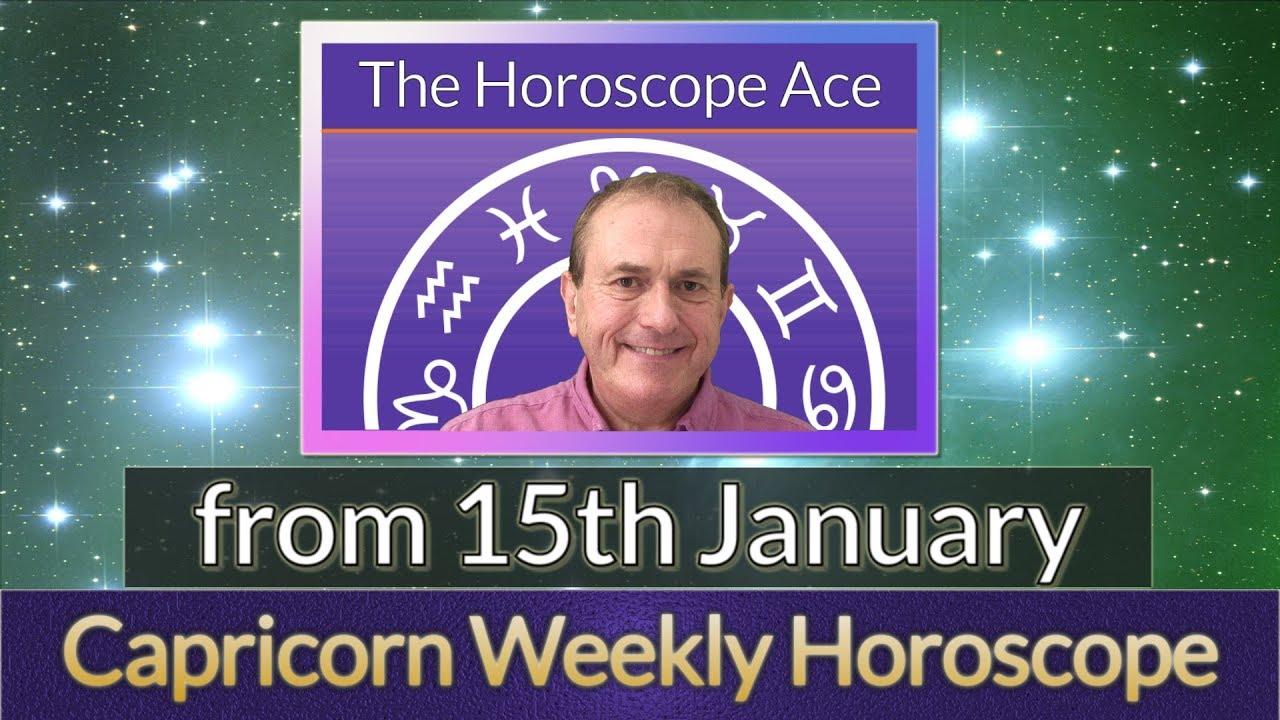 Weekly Horoscopes from 15th January - 22nd January