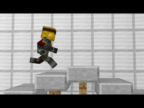 Aperture Minecraft Investment Opportunity #1: 'Pistons' (An Animation)