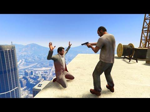 GTA 5 Brutal Kill Compilation (GTA V Amanda revenge Funny Moments Fail Thug life)