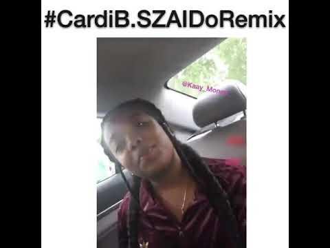 Cardi B. ft Sza I Do Remix