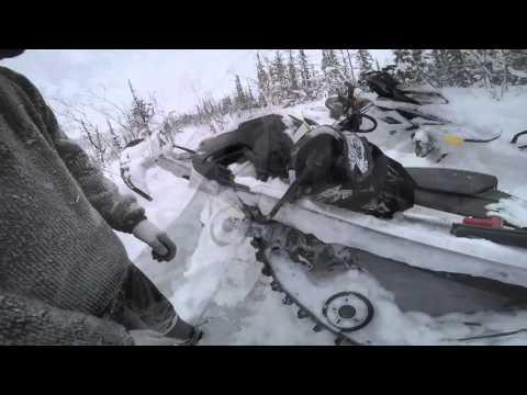4 Февраля Часть 2 Куртка в Снегоходе SnowRidersSHD