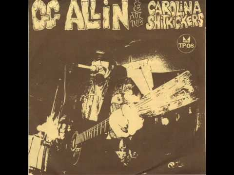 Gg Allin - Laying Up With Linda