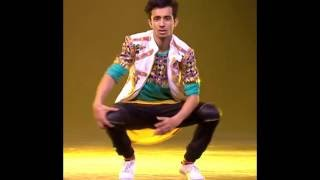 Piyush Bhagat on  Dance 2