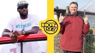 Reactions To LeBron James Comments On China & Houston Rockets GM
