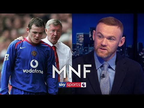 I never enjoyed playing at Anfield! | Wayne Rooney Q&A | Monday Night Football