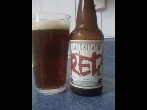 Beer is Tasty: Lagunitas Imperial Red Ale