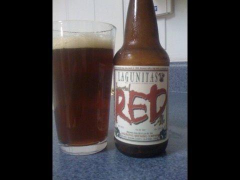 Beer is Tasty: Lagunitas Imperial Red Ale