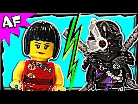 Lego Ninjago Rebooted Adventures - Episode 1: Nindroid Ambush video