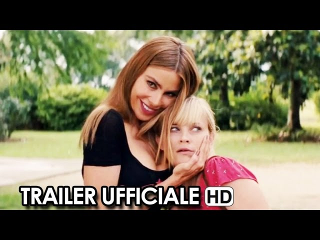 Fuga in tacchi a spillo Trailer Ufficiale Italiano (2015) - Reese Witherspoon, Sofia Vergara HD