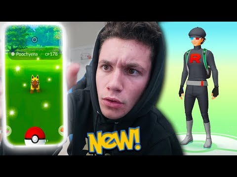 FOR THE FIRST TIME IN POKÉMON GO.. TEAM ROCKET is HERE! + NEW SHINY & EVENT!
