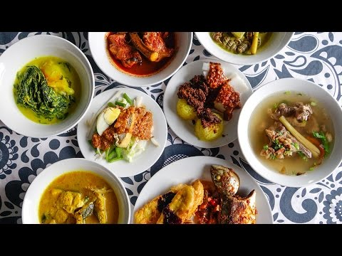 Malaysia's Kampung Cooking with Chef Dato Ismail Ahmad