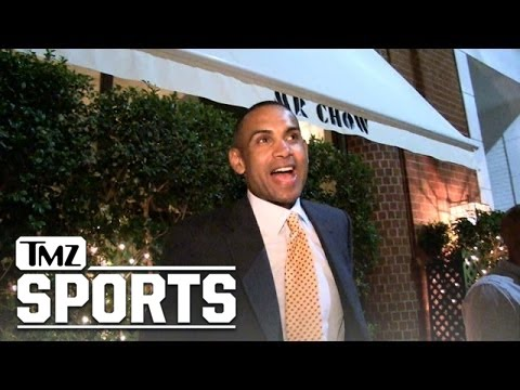 Ex-NBA Star Grant Hill -- IF SHAQ CAN DO MOVIES ... So Can I!