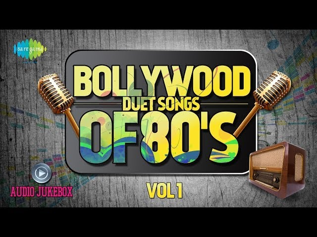 Bollywood Evergreen Filmy Duet Songs Of 80's Volume- 1 | Old Hindi Songs Audio Juke Box