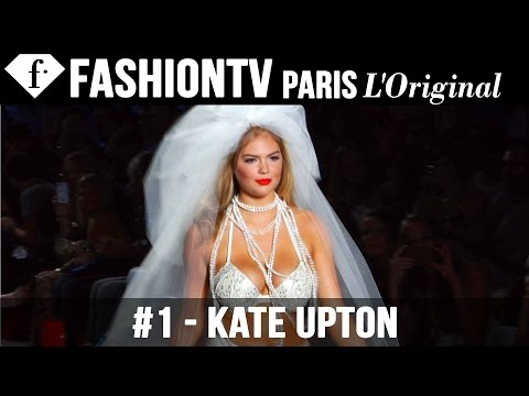Kate Upton in Bridal Bikini by Beach Bunny Swimwear - Miami Swim Fashion Week 2012 | FashionTV - FTV