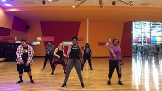 Download Lagu Dance Fitness with Steph P - Finesse (Remix) - Bruno Mars ft. Cardi B Gratis STAFABAND