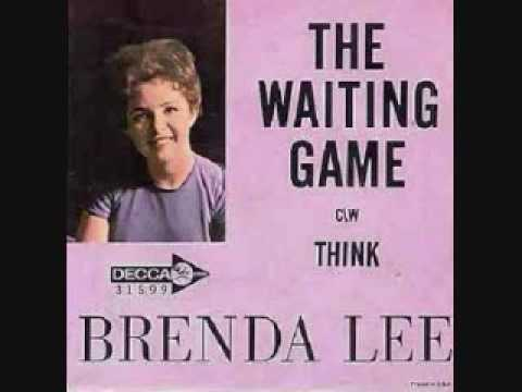 Brenda Lee - The Waiting Game