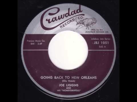 Joe Liggins - Going Back To New Orleans