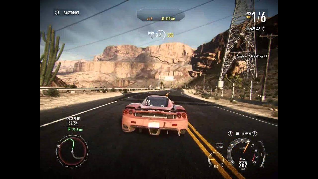 The Grand Tour Rivals Event