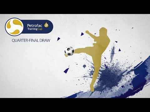 AS LIVE! Petrofac Training Cup // Quarter Final Draw