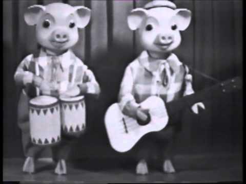 Pinky & Perky video