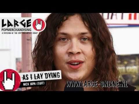 As I Lay Dying - Nick Hipa