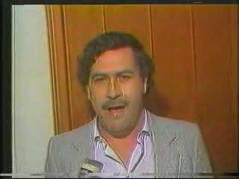 La SANTA - Pablo Escobar