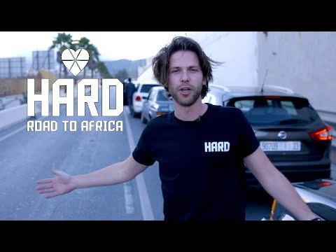 #2 ROAD TO AFRICA - VALSE PAPIEREN