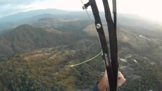 Paragliding in Valle de Bravo - Mx