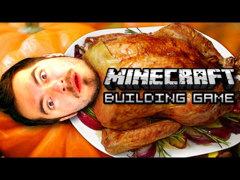 Minecraft: Building Game - THANKSGIVING EDITION