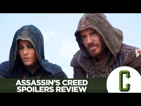 Assassin's Creed Spoilers Review - Collider Video