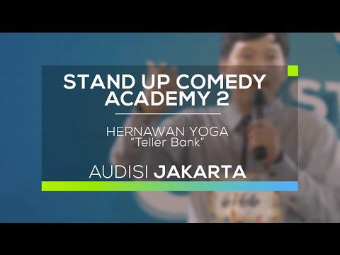 Teller Bank - Hernawan Yoga (SUCA 2 - Audisi Jakarta)