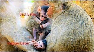 Babri very disappointing from mum/Barbi jealous George/Barbi looks George baby upset herself