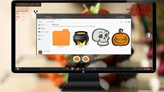Pack de Halloween🎃│Para Windows7│2015