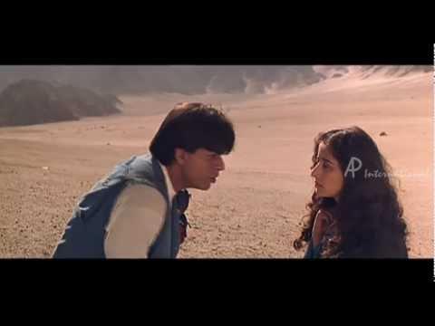 Uyire - Shahrukh-manisha's Lip-to-lip Kiss video