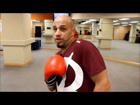 Boxing - Beginner Sparring Set-ups and Combos Part 1 Image 1