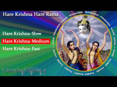 Hare Krishna Hare Rama ( Krishna Bhajans Full Song ) video