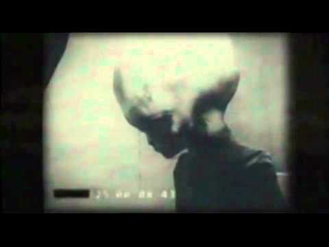 Grey Alien Filmed By KGB