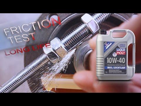 Liqui Moly MoS2 Leichtlauf 10W40 Jak skutecznie olej chroni silnik?