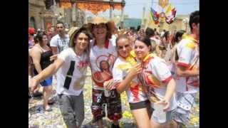 Festa San Gwann Battista Xewkija Ritratti tal-marc ta' fil-ghodu Hadd 23 6 13