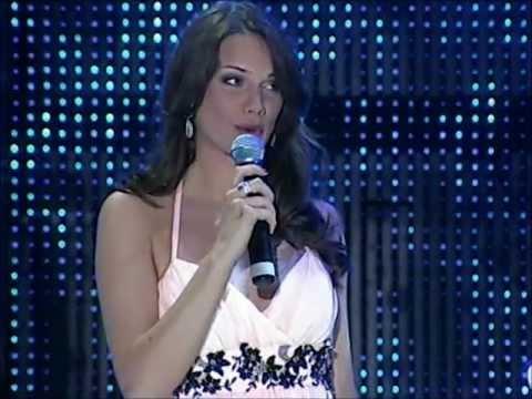 Slađana Pejić - u programu @ Miss BiH 2009