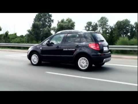 Fiat Sedici 1.6 4WD & Suzuki SX4 1.6 4WD - test blog.pgd.pl