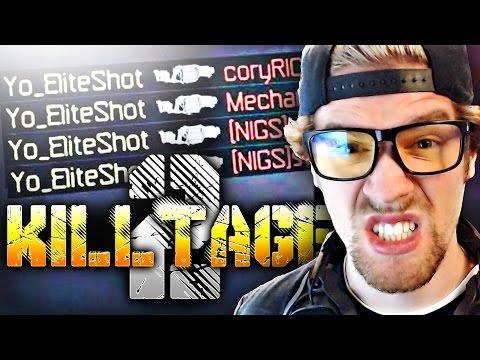 Black Ops 3 Kill Feeds & Specialist Sprees! - EliteShot Killtage #2