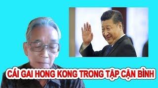 Nguyễn Xuân Nghĩa   Cái Gai Hong Kong Trong Mắt Tập Cận Bình