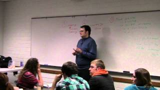 2013 Brandon Sanderson - Lecture 2: Magic & Satisfying Resolutions Pt 2 (8/8)