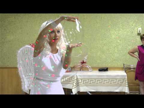 Радужные мыльные пузыри(Ангел)