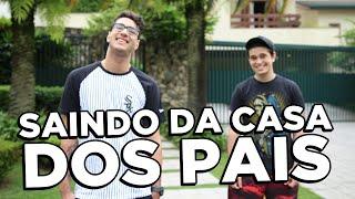 SAINDO DA CASA DOS PAIS: MEU MOMENTO CLIQUE