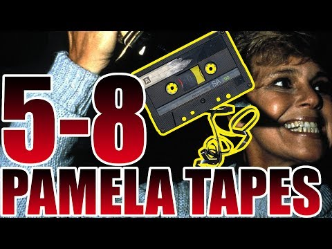 PAMELA TAPES 5-8 - ELIAS Isn't Jason's Dad? - Friday the 13th: The Game