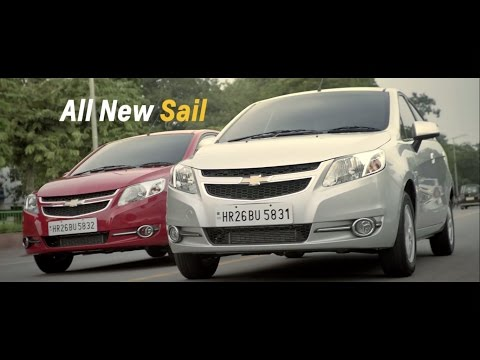 All-New Chevrolet SAIL Sedan & Hatchback  Chevrolet: 60