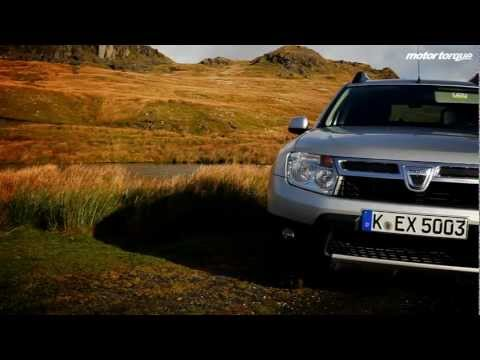 SUV buying guide 2013 - Dacia Duster. Range Rover Evoque. Nissan Qashqai