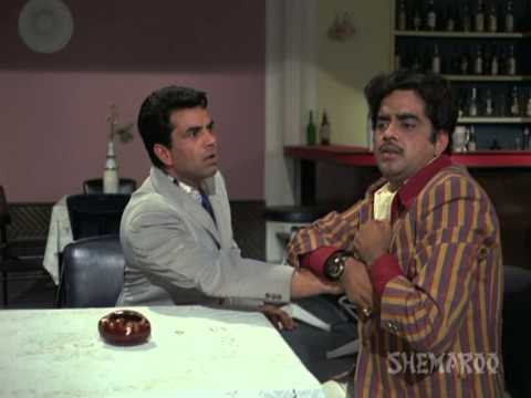 Black Mail - Part 2 Of 14 - Dharmendra - Raakhee - Superhit Bollywood Movies